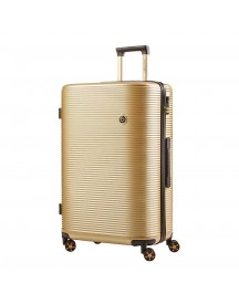 Carryon Bling Bling Trolley 76 Champagne Harde Koffer afbeelding