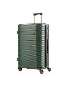 Carryon Bling Bling Trolley 76 Green Gold Harde Koffer afbeelding