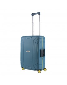 Carryon Steward Trolley 55 Ice Blue Harde Koffer afbeelding
