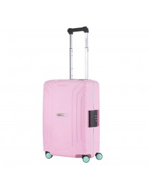 Carryon Steward Trolley 55 Light Pink Harde Koffer afbeelding