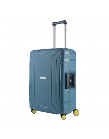Carryon Steward Trolley 65 Ice Blue Harde Koffer afbeelding