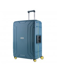 Carryon Steward Trolley 75 Ice Blue Harde Koffer afbeelding