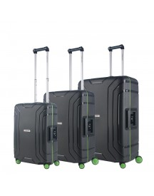 Carryon Steward Trolleyset 3pc Dark Grey afbeelding