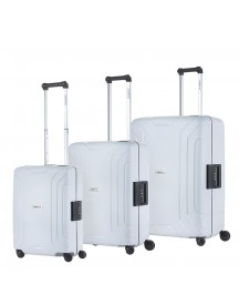 Carryon Steward Trolleyset 3pc Light Grey afbeelding