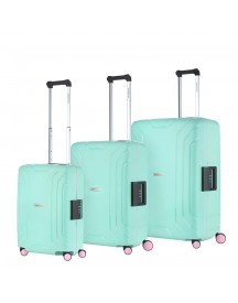 Carryon Steward Trolleyset 3pc Mint afbeelding