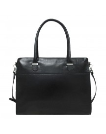 Claudio Ferrici Classico Businessbag 15'' Black afbeelding