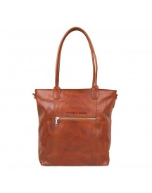 Cowboysbag Millville Shopper Juicy Tan afbeelding