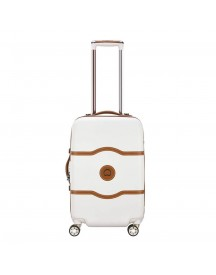 Delsey Chatelet Air 4 Wheel Trolley 55 Angora Harde Koffer afbeelding