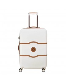 Delsey Chatelet Air 4 Wheel Trolley 67 Angora Harde Koffer afbeelding