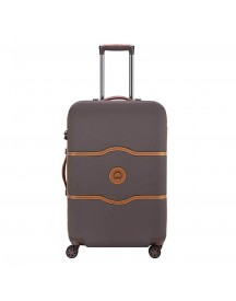 Delsey Chatelet Air 4 Wheel Trolley 67 Chocolate Harde Koffer afbeelding