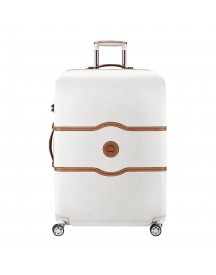 Delsey Chatelet Air 4 Wheel Trolley 77 Angora Harde Koffer afbeelding