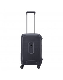 Delsey Moncey 4 Wheel Cabin Trolley 55 Anthracite Harde Koffer afbeelding