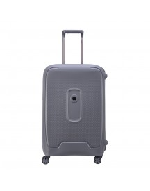 Delsey Moncey 4 Wheels Trolley 69 Grey Harde Koffer afbeelding