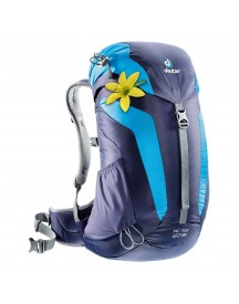 Deuter Ac Lite 22 Sl Backpack Blueberry / Turquoise Rugzak afbeelding