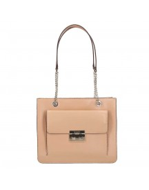 Dkny Ann Medium Tote Egg Nog afbeelding