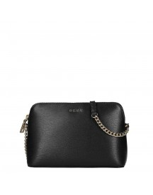 Dkny Bryant Top Zip Crossbody Black / Gold afbeelding