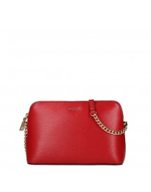 Dkny Bryant Top Zip Crossbody Red afbeelding