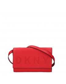 Dkny Commuter Wallet On A String Rouge afbeelding