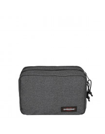 Eastpak Mavis Toilettas Black Denim Toilettas afbeelding