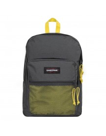 Eastpak Pinnacle Rugzak Grey-yellow afbeelding