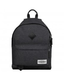Eastpak Wyoming Rugzak Into Black Yarn afbeelding