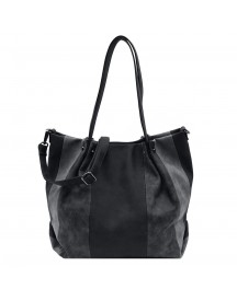Emily & Noah Bag In Bag Surprise Shoulderbag Black afbeelding