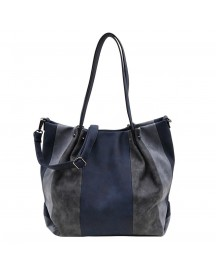 Emily & Noah Bag In Bag Surprise Shoulderbag Blue afbeelding