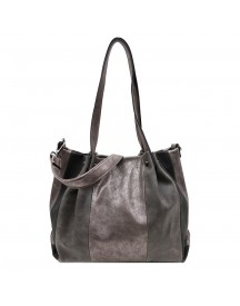 Emily & Noah Bag In Bag Surprise Shoulderbag Silver afbeelding