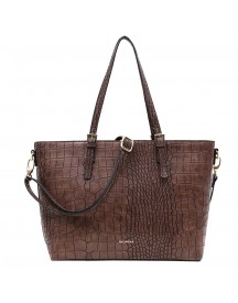 Emily & Noah Maxin Shopper Brown afbeelding