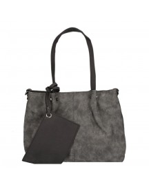 Emily & Noah Surprise Cityshopper Dark Grey / Black afbeelding