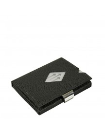 Exentri Leather Leather Wallet Mosaic Black afbeelding