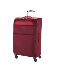 Gabol Cloud Trolley Large 79 Red Zachte Koffer afbeelding