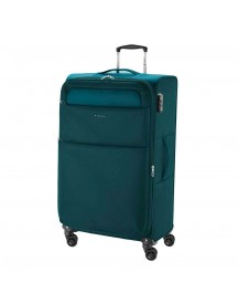 Gabol Cloud Trolley Large 79 Turquoise Zachte Koffer afbeelding