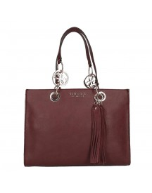Guess Alana Girlfriend Carryall Burgundy afbeelding
