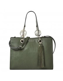 Guess Alana Girlfriend Carryall Forest afbeelding