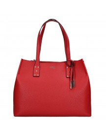 Guess Fortune Tote Red afbeelding