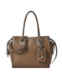Guess Gabi Girlfriend Satchel Olive afbeelding