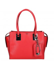 Guess Gabi Girlfriend Satchel Red afbeelding