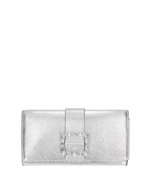 Guess Summer Night City Mini Crossbody Silver afbeelding