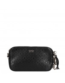 Guess Tamra Crossbody Camerabag Black afbeelding