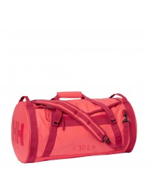 Helly Hansen Duffel Bag 2 30l Goji Berry Weekendtas afbeelding