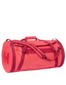 Helly Hansen Duffel Bag 2 70l Goji Berry Weekendtas afbeelding