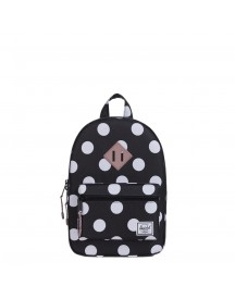 Herschel Supply Co. Heritage Kids Kids Rugzak Polka Dot / Ash Rose afbeelding