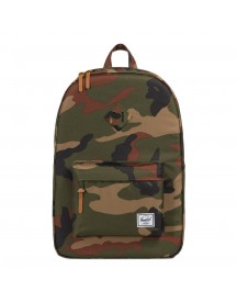 Herschel Supply Co. Heritage Rugzak Woodland Camo afbeelding