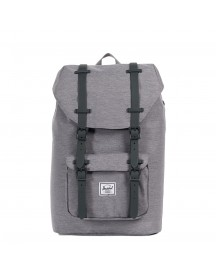 Herschel Supply Co. Little America Mid-volume Rugzak Mid Grey Crosshatch afbeelding