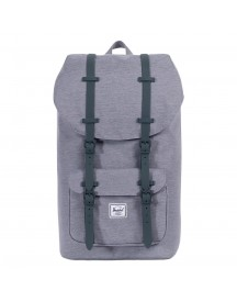 Herschel Supply Co. Little America Rugzak Mid Grey Crosshatch afbeelding