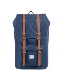 Herschel Supply Co. Little America Rugzak Navy / Tan afbeelding