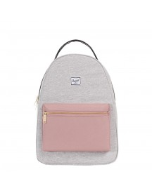 Herschel Supply Co. Nova Mid-volume Rugzak Light Grey Crosshatch/ash Rose/black afbeelding