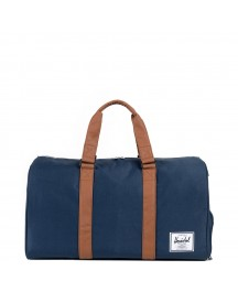 Herschel Supply Co. Novel Reistas 52 Navy / Tan Weekendtas afbeelding