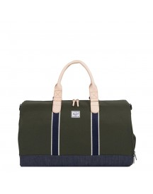 Herschel Supply Co. Novel Duffle Forest Night / Dark Denim Weekendtas afbeelding